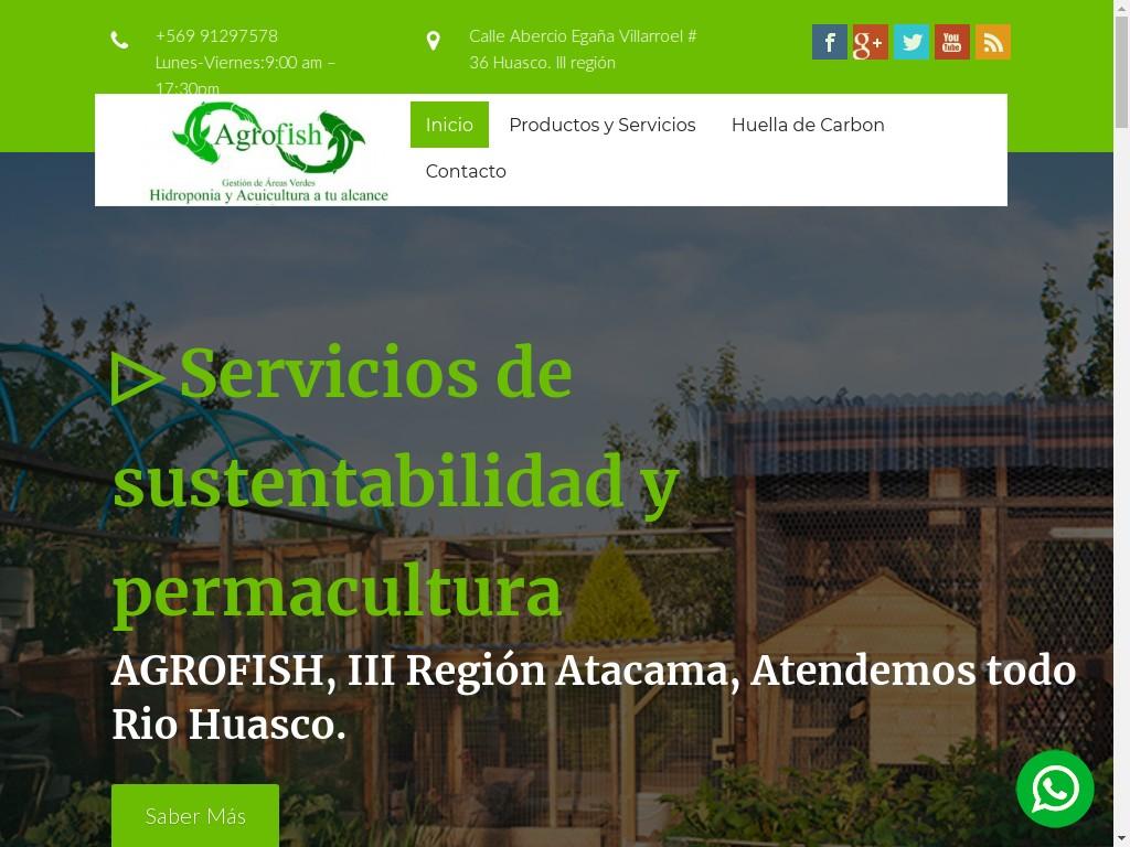 ▷ Servicios de sustentabilidad y permacultura