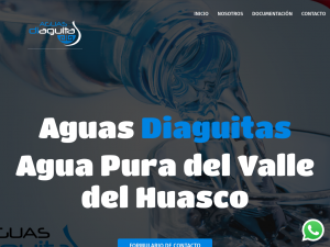 Aguas Diaguita – ▷ Agua Pura del Valle del Huasco _Venta de agua purificada