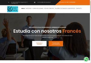 Instituto de Idiomas y Culturas PALAS – Cursos de Alemán-Francés-Ingles