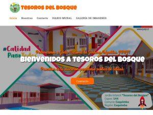 Tesoros del Bosque – Jardin Infantil & Sala Cuna