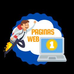 corresponde al logo de paginas web 1 | creacion de paginas web profesionales